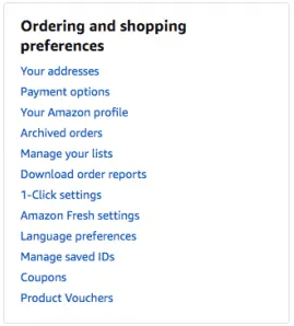 annulation de votre compte Amazon