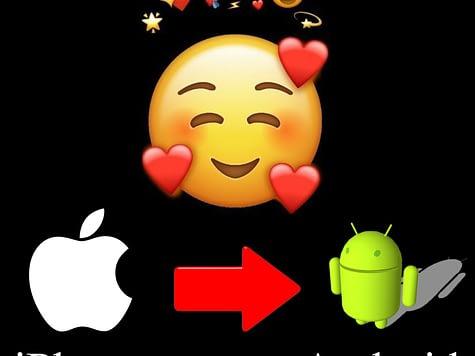 émojis iPhone sur Android